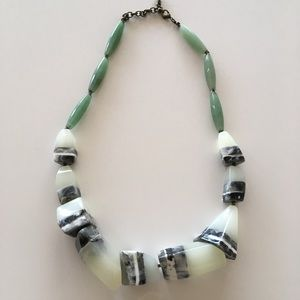 Anthropologie Chunky Statement Necklace